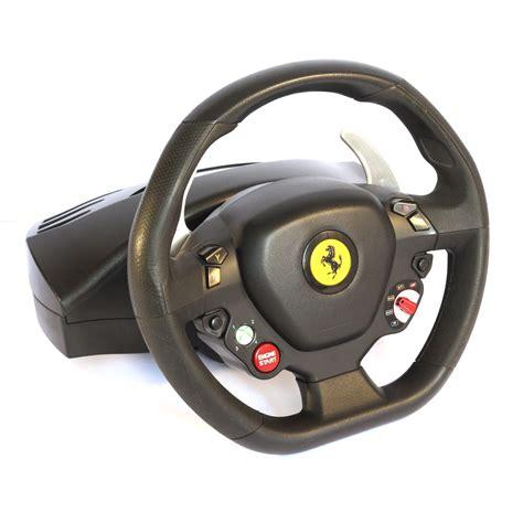Thrustmaster Ferrari Lenkrad by Xbox 360 Ferrari 458 Italia Lenkrad Konsolenkost
