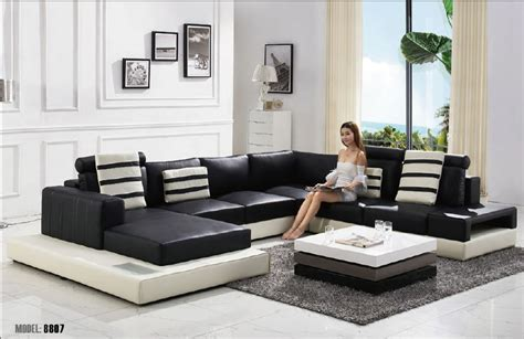 modern sofa living room 2015 modern u shape leather sofa living room sofa sofa