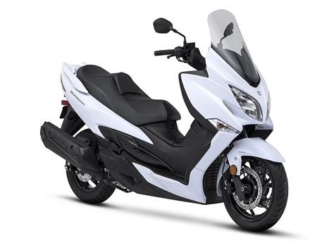 Pcx 2018 Silver by New 2018 Suzuki Burgman 400 Abs Scooters In Hialeah Fl