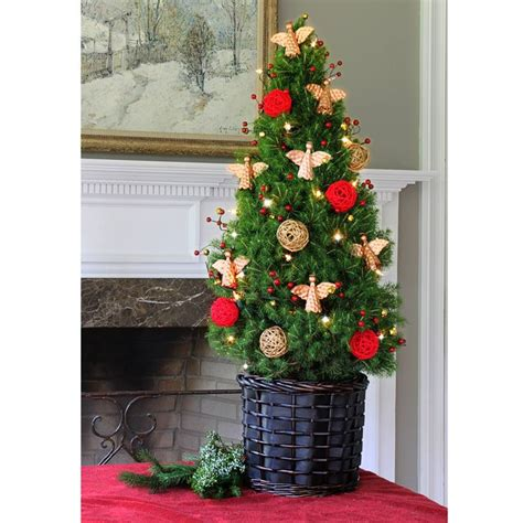 walmart tabletop trees live decorated tabletop trees 28 images lights buying