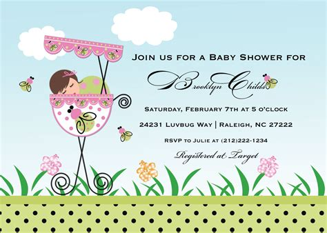 how to make baby shower invitation cards baby shower invitations cards theruntime