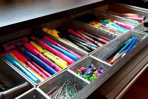Clever Desk Ideas 20 creative home office organizing ideas hative