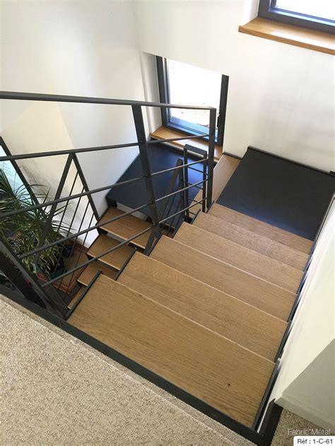 les 25 meilleures id 233 es de la cat 233 gorie escalier bois metal sur escalier fer