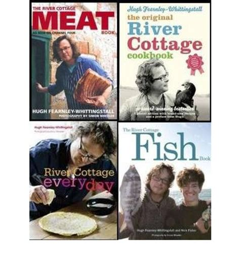 river cottage books hugh fearnley whittingstall s river cottage collection