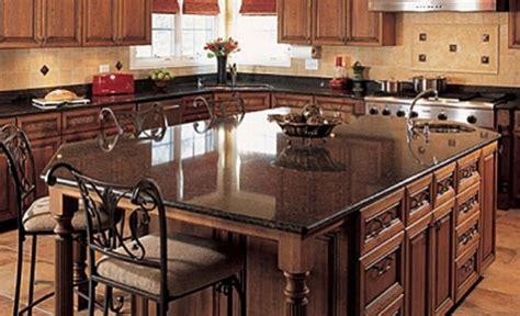 kitchen granite island granite kitchen island pictures and ideas