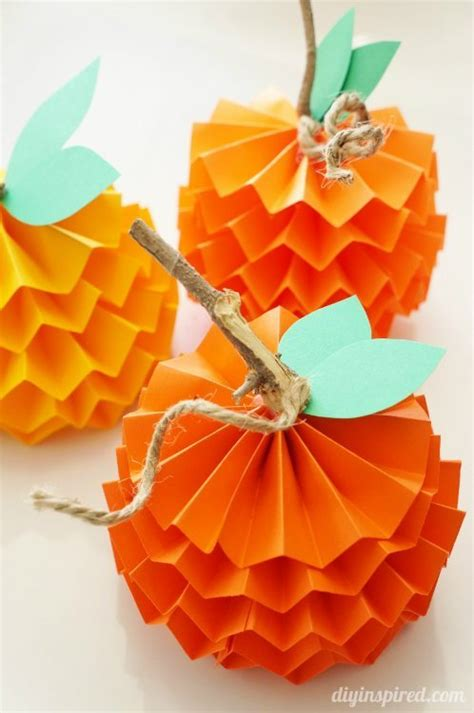 easy thanksgiving craft ideas 29 and easy thanksgiving craft ideas paper pumpkin