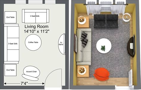 design room layout 8 expert tips for small living room layouts roomsketcher