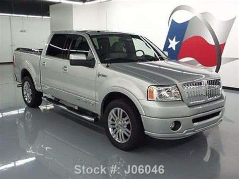 transmission control 2008 lincoln mark lt seat position control buy used 2008 lincoln mark lt crew htd leather sunroof 20 s 38k texas direct auto in stafford
