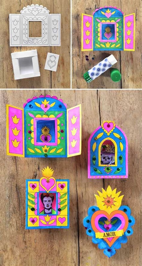 mexican paper crafts 25 best ideas about mexican crafts on