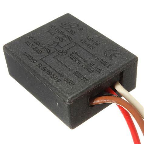 desk l dimmer switch new ac 110v 3 way touch sensor switch dimmer l desk light parts ebay