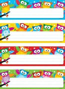 name tags for students desks 25 best ideas about owl name tags on owl