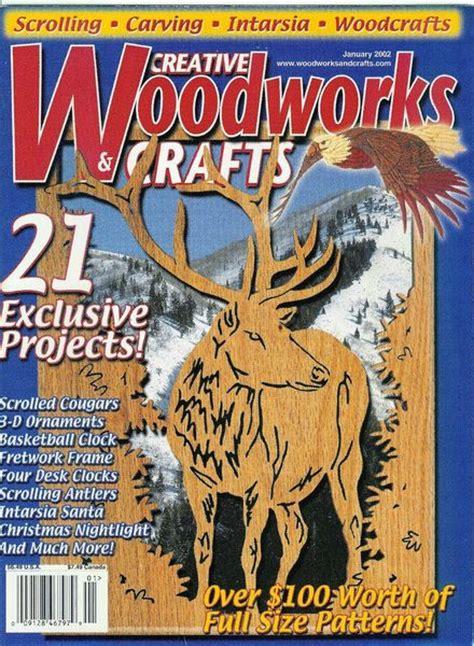 woodworks magazine creative woodworks crafts 082 2002 01 pdf
