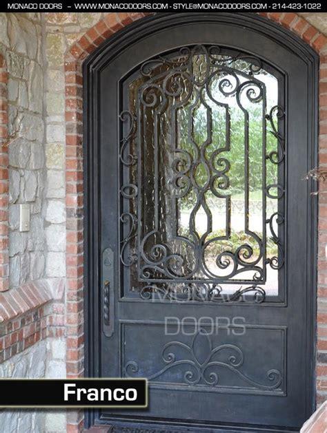 front door iron gates iron entry doors iron front doors monaco doors