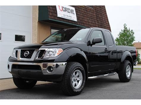 2010 Nissan Frontier Se by 2010 Nissan Frontier Se V6 4x4