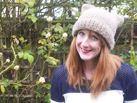 cat ear hat knitting pattern cat hats for free patterns to knit grandmother s