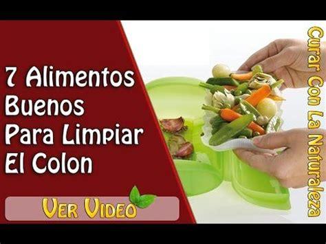 alimentos para limpiar el colon 7 alimentos buenos para limpiar el colon irritable