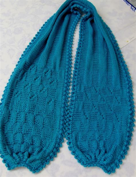 how to end a knit scarf end bundled scarf knit knit crochet patterns lessons