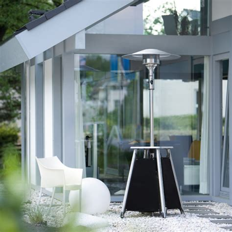 enders patio heater enders trendstyle gas patio heater gas depot