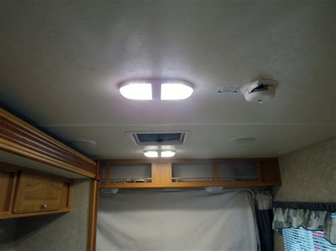led home interior lighting optronics led rv interior light with switch 18 diode surface mount white housing optronics