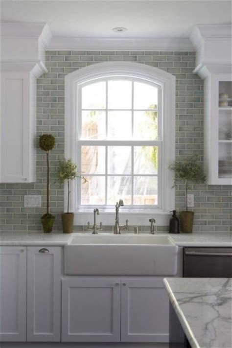 kitchen window backsplash design trends add height with counter to ceiling