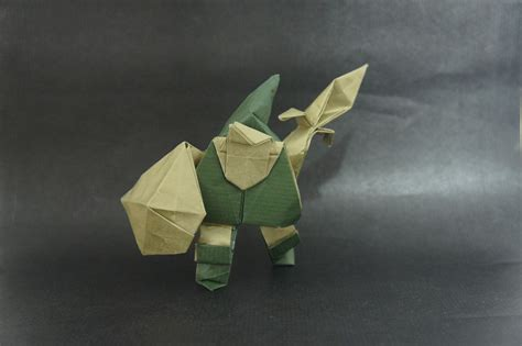 origami legend videogame origami part 2 nintendo and square enix