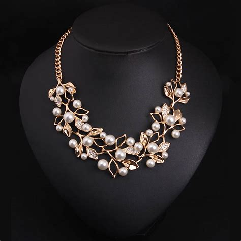 jewelry necklace pearl necklace reviews shopping pearl necklace