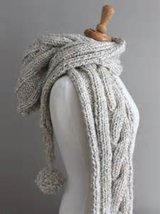 hooded shawl knitting pattern best 25 hooded scarf ideas on free scarf