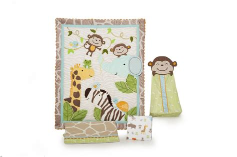 jungle crib bedding carters jungle play crib bedding collection baby bedding