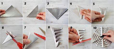 spider web origami make kirigami spider webs for star2
