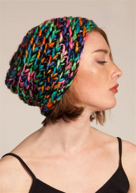 how do you finger knit a hat 1000 ideas about finger knitting projects on
