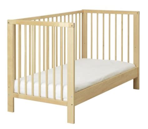 ikea toddler to bed non drop side crib ikea gulliver crib review