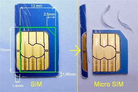 how to make your sim card micro how to make microsim from sim