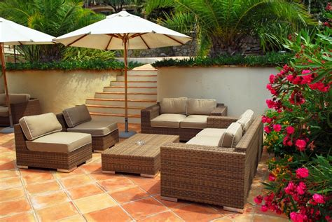 patio furniture designs wicker outdoor furniture