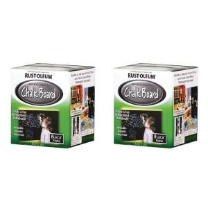 chalkboard paint at home depot rust oleum specialty specialty 1 qt chalkboard black
