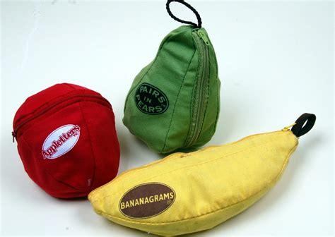 scrabble bananagrams bananagrams innovation through easing scrabble s