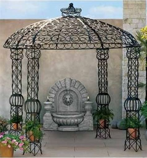 wrought iron pergola kits wrought iron gazebo rental orlando event decor rentals