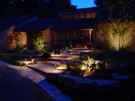 landscape lighting pictures landscape lighting heath professional landscaping