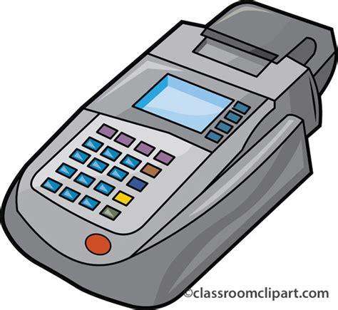 credit card equipment money clipart credit card machine 1110 classroom clipart