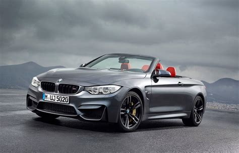 M4 Bmw Convertible by 2015 Bmw M4 Convertible Revealed