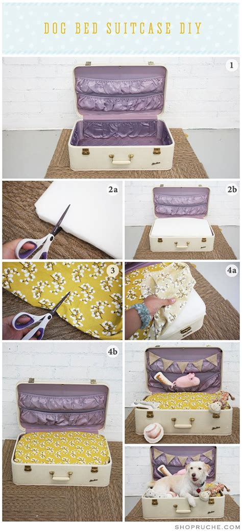 vintage craft ideas and projects upcycle vintage suitcases diy projects craft ideas how