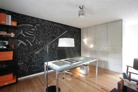 Chalkboard Paint Office Wall Decoist