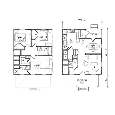 exceptional square home plans 1 small square house floor plans smalltowndjs