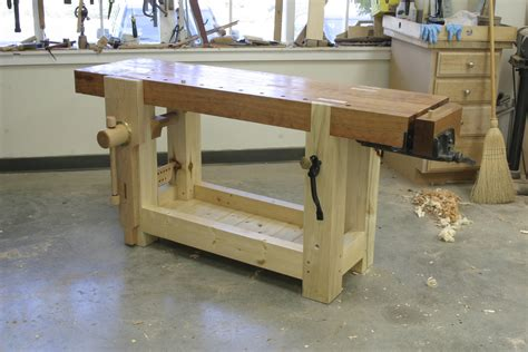 build woodworking bench pdf diy roubo workbench plans free rustic wooden