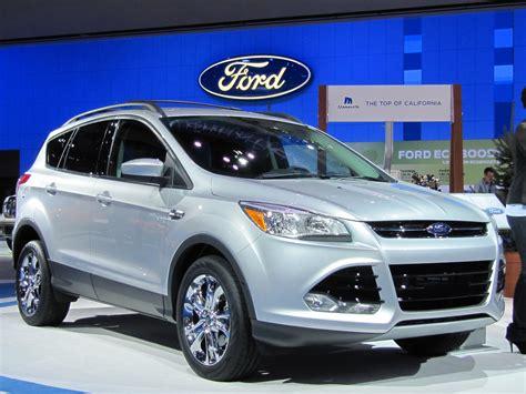 2013 Ford Escape Mpg by 2013 Ford Escape Estimated Mpg