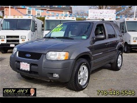 2003 Ford Escape Xlt by 2003 Ford Escape Xlt 4x4