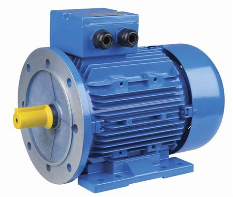 Electric Motor Housing by China Ms Three Phase Aluminum Housing Electrical Motor