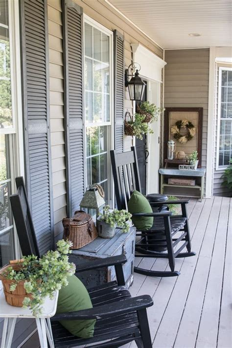 pictures of decorated front porches 25 best ideas about farmhouse front porches on