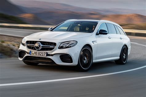 Mercedes Amg by Mercedes Amg E63 4matic Estate Prices Revealed For 2017