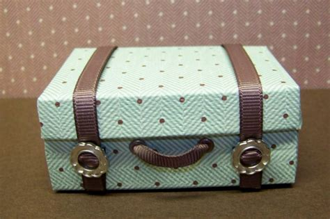 travel crafts for vintage travel suitcase box by doodlegirl2 cards and
