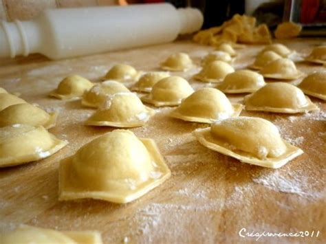 recette raviolis maison 750g